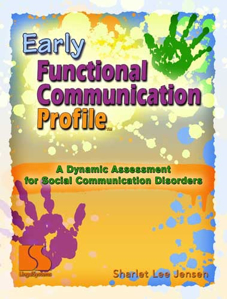 Picture of Early Functional Communication Profile