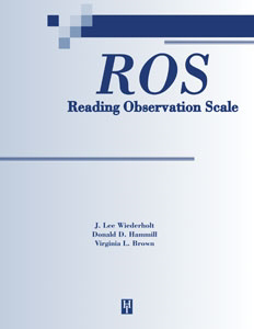 Picture of Reading Observation Scale- ROS