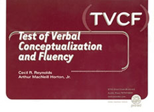 Picture of Test of Verbal Conceptualization and Fluency (TVCF)