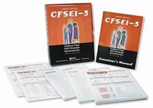 Picture of Culture Free Self-Esteem Inventories (CFSEI-3)