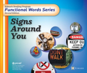Picture of The Edmark Functional Word Second Edition - EFWS:  Signs Around You Kit