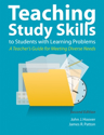 Picture for category Teaching Study Skills to Students with Learning Problems
