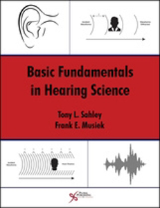 Picture of Basic Fundamentals in Hearing Science