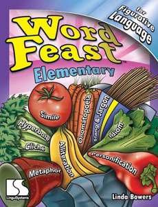 Picture of Word Feast Elementary for Figurative Language
