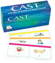 Picture of Contrasts for Auditory and Speech Training (CAST)