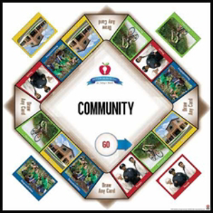 Picture of Life Skills Series for Today's World: Community Game