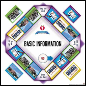 Picture of Life Skills Series for Today's World: Basic Information Game