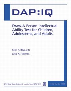 Picture of Draw-A-Person Intellectual Ability Test(DAP:IQ)
