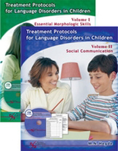 Picture of Treatment Protocols for Language Disorders in Children VOL 1&2
