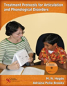 Picture for category Treatment Protocols for Articulation and Phonological Disorders