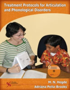 Picture of Treatment Protocols for Artic and Phonological Disorders