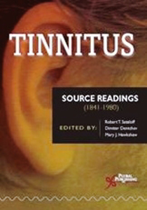 Picture of Tinnitus: Source Readings (1841-1980)