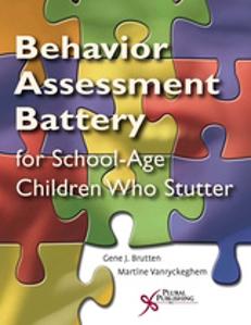 Picture of Behavior Assessment Battery SSC-ER Re-Order