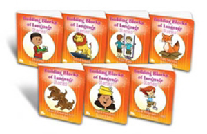 Picture of Building Blocks of Language Stories-7 Book set