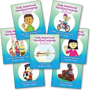Picture of Early Imitation & Emerging Language Stories 7-Book Set