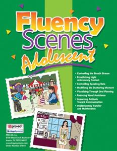 Picture of Fluency Scenes Adolescent