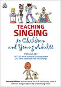 Picture of Teaching Singing to Children and Young Adults