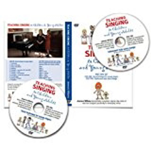 Picture of Teaching Singing to Children and Young Adults DVD