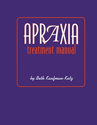 Picture of Apraxia Treatment Manual