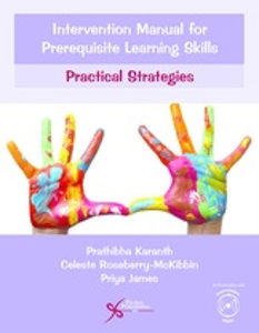 Picture of Intervention Manual for Prerequisite Learning Skills