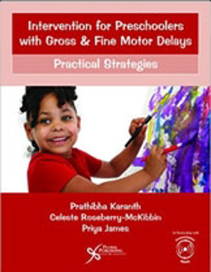 Picture of Intervention for Preschoolers with Gross and Fine Motor Delays Practical Strategies