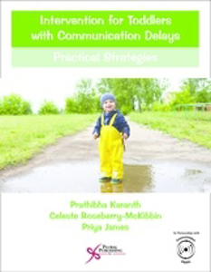 Picture of Intervention for Toddlers with Communication Delays Practical Strategies