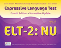 Picture of Expressive Language Test - 4th Edition: Normative Update