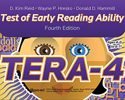 Picture of Test of Early Reading Ability TERA-4