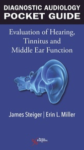 Picture of Diagnostic Audiology Pocket Guide: Evaluation of Hearing, Tinnitus, and Middle Ear Function