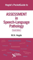 Picture of Hegde's PocketGuide to Assessment in Speech-Language Pathology
