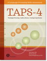 Picture for category Test of Auditory Processing:TAPS-4