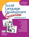 Picture of Social Language Develop Scenes Adolescent