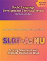 Picture of SLDT-ADOL-NU Scoring Standard and Example Resp Bk