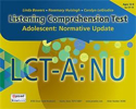 Picture of Listening Comprehension Test-Adolescent-Normative Update - LCT-A:NU