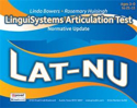 Picture of LinguiSystems Articulation Test-NU. LAT-NU