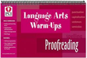 Picture for category Language Arts Warm-Ups Proofreading