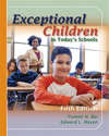 Picture for category Exceptional Children in Today's Schools- 5th Edition