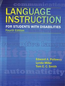 Picture of Language Instruction Students with Disabilites