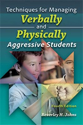 Picture of Techniques for Managing Verbally & Physically Aggressive Stud 4th Edition