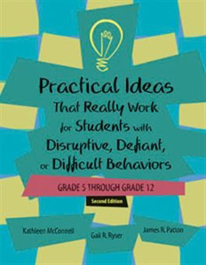 Picture of Practical Ideas Really Work for Student with Disruptive,D