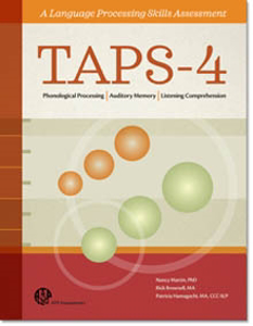 Picture of TAPS-4 MANUAL