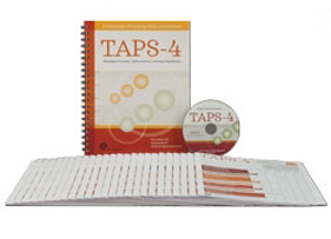 Picture of Test of Auditory Processing Skills-TAPS-4