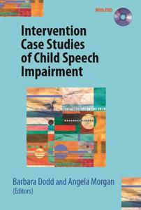 Picture of Intervention Case Studies of Child Speech Impairment