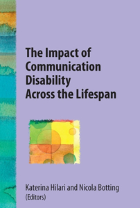 Picture of The Impact of Communication Disability Across the Lifespan