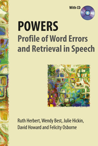 Picture of POWERS: Profile of Word Errors and Retrieval in Speech (with CD)