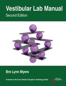 Picture of Vestibular Lab Manual