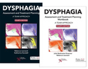 Picture of Dysphagia Assessment and Treatment Planning A Team Approach, Fourth Edition Bundle (Textbook and Workbook)
