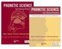 Picture for category Phonetic Science for Clinical Practice (Text and Workbook Bundle)