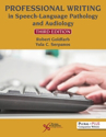 Picture of Professional Writing in Speech-Language Pathology and Audiology