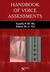 Picture of Handbook of Voice Assessments